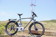 ERockit a 60mph 40,000 electric bike [Whip × Bike