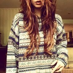Adorable looking cute sweater fashion | Fashion World