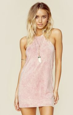 Pb Tees New Bohemian Clothes Racer Neck Dress
