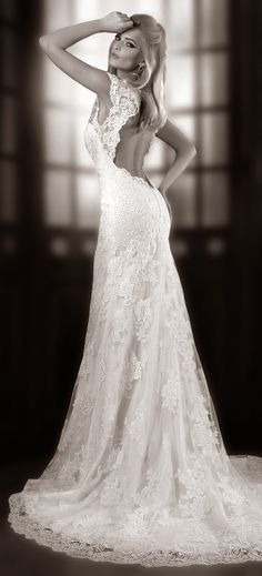 One Love by Bien Savvy 2014 #weddingdresses | bellethemagazine.com