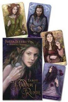 Tarot Of The Hidden Realm By Jeffrey & Moore