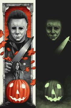 1//6 custom vhs horreur location Ruban Accessoire Halloween Michael Myers