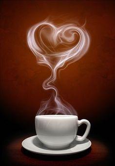 Ummm...Lovely coffee!!!