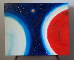 Original oil painting. Painting-№30; author: Luci Zh. Issina. 2014