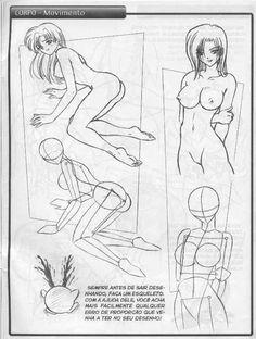 Uma das melhores desenhistas brasileiras que tive o prazer de conhecer foi a Denise Akemi, e bem ela tem um traço muito legal, ela é desenh...