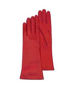 Prezzi e Sconti: #Guanti lunghi da donna in pelle rossa e  ad Euro 139.00 in #Accessori guanti donna #Moda