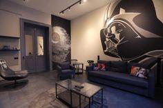 Nézd meg Budapest – és talán az ország – első Star Wars lakását! | Lakásművészet