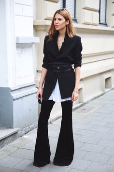 5 Bloggers take on this seasons flares. bloglovin .The Edit..  xx bureauofjewels