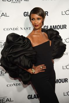 Iman - The Most Beautiful Women Over 60 - Photos