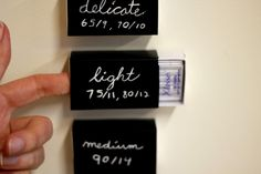 Organizing Needles with DIY Needle Drawers (using little purchased match-style boxes) --- The Coletterie