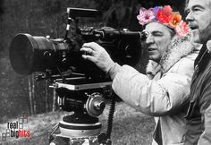 """""""Film as dream, film as music. No art passes our conscience in the way film does, and goes directly to our feelings, deep down into the dark rooms of our souls.""""  Happy Birthday Ingmar Bergman #DreamRealBig"""