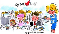 KLM.........was always present in my life!