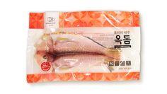 Whole Fish packaging by The Bread and Butter in South Korea via The Dieline