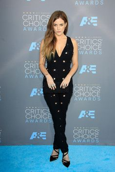 The 21st Annual Critics' Choice Awards Red Carpet - Riley Keough wearing Dior. - The New York Times