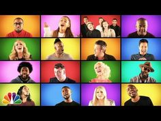 We LOVE Jimmy Fallon's Assembles the Starriest 'We Are the Champions' Cover Ever @fallontonight