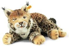Steiff 102585 Mizzy Lynx