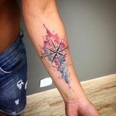 Marlon Lemos tattoo