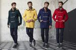 Raindrops falling on my coloured coat | El Ganso Hombre Online Store