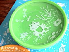 Brinware: Glass Dishware for Kids love the fish one Kids Dishes, How To Introduce Yourself, Coupon Codes, Coding, Fish, Tableware, Glass, Clothes, Outfits