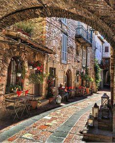 Assisi Italia