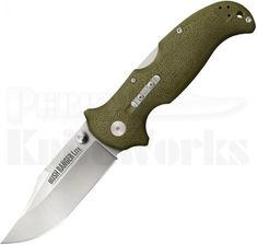 For those intrigued by the Cold Steel Bush Ranger but seeking a budget-friendly folding field knife, Mike Wallace developed the Bush Ranger Lite. Mike Wallace, Cold Steel, Survival Gear, Ranger, Knives, 50th, Satin, Green, Elastic Satin