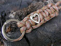 Accessoires - Novemberlaub Schlüsselanhänger - ein Designerstück von Schmuckkistl bei DaWanda