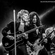 Bon Jovi Tour, Jon Bon Jovi, Dorothea Hurley, Photo Caption, Number Two, Super Excited, American Singers, Record Producer, Rock Bands