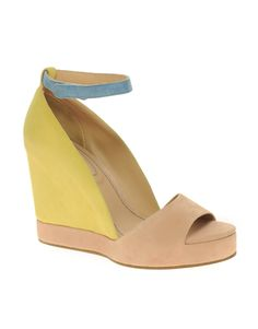 Shoe perfection from See By Chloe #shopping #fashion