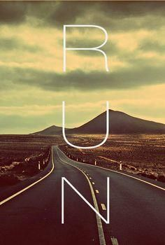 Run - inspiration qu #gymmotivation #gym #menfitness #motivation #abs