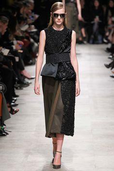 Rochas Fall 2015 Ready-to-Wear Fashion Show - Jamie Bochert