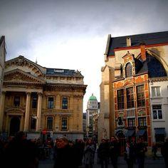 #brussels #bruxelles #belgium #labourse
