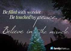 Charity and miracles go hand in hand. Learn about a Christmas miracle and how to be the miracle maker.