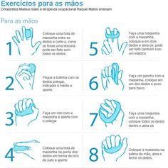 terapia de mão terapia ocupacional - Pesquisa Google