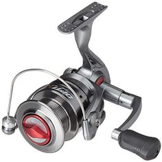 Quantum Optix Spinning Fishing Reel, 4 Bearings (3 + Clutch), Continuous Anti-Reverse with Smooth, Precisely-Aligned Gears, Clam Packaging