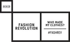 "Blog : Fashion Revolution  ""OUR MISSION: WE BELIEVE IN FASHION – AN INDUSTRY WHICH VALUES PEOPLE, THE ENVIRONMENT, CREATIVITY AND PROFITS IN EQUAL MEASURE, AND IT'S EVERYONE'S RESPONSIBILITY TO ENSURE THAT THIS HAPPENS."""