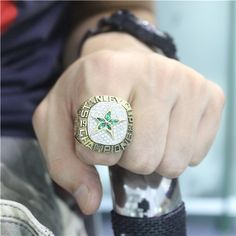 Dallas Stars NHL Stanley Cup Championship Ring for Sale Click Bio to Buy #dallasstars #dallasstarshockey #NHL #stanleycup #hockey #nhlplayoffs #stanleycupplayoffs #icehockey #nhl16 #hockeylife #hockeygame #stanleycupchampions #championshipring