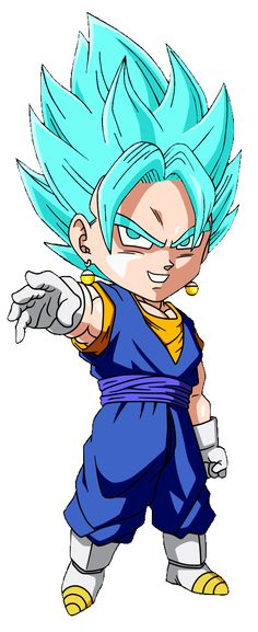Find This Pin And More On Draw Vegetto Fusion By Death Hell