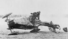 Vintage racing was a tough challenge