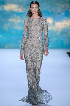 Monique Lhuillier Spring 2013 – New York Fashion Week .