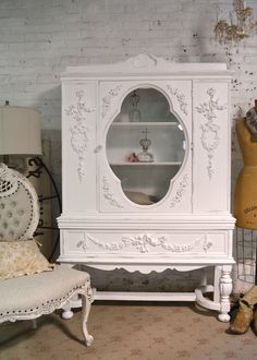 """Discover additional relevant information on """"shabby chic furniture diy"""". Check out our website. Decor, Shabby Chic Dresser, Shabby Furniture, Painted Furniture, Chic Christmas Decor, Chic Decor, Shabby Chic Decor, Shabby Chic Christmas, Shabby Chic Furniture"""