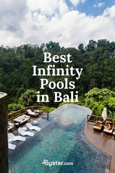 The island of Bali in Indonesia is often a bucket-list destination for world travelers, especially for those looking for a tropical escape. There are hundreds of hotels on the island, but as Bali has more than 2,200 square miles of land, many are able to offer incredible vistas. What better way to enjoy the views than from an infinity pool? Here, we round up some of the most incredible ones we've discovered.