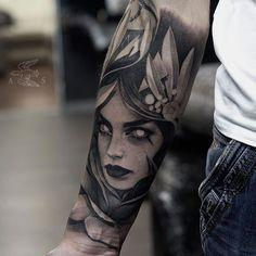 Tattoo by Alex Sorsa