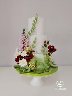 Meadow ... - cake by MOLI Cakes