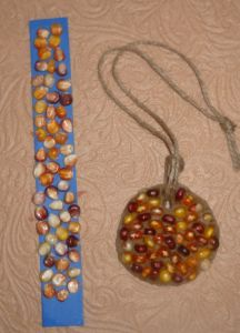Indian Corn Necklace