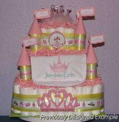 Princess Diaper Castle