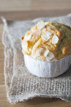 Muffins à la Fleur d'Oranger