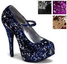 Stardust Heels
