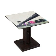 GALLERY END TABLE - SQUARE (STREET)  $290.00