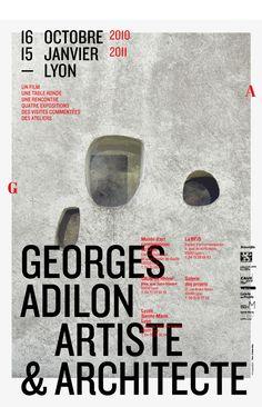 Georges Adilon — Bureau 205