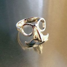 funny face ring